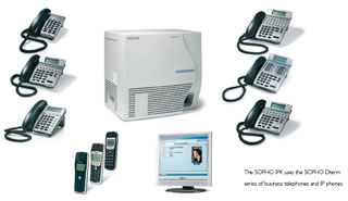 Philips - Sopho IPK, the key solution for small and medium-sized organisations